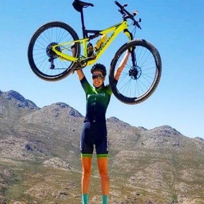 Candice Lill - Pro MTB cyclist