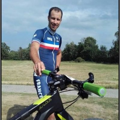 David Gris - Pro MTB cyclist
