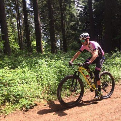 Maxime Saonit — Pro MTB cyclist